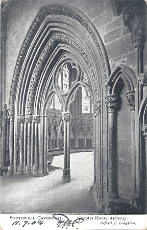 Chapter House Archway