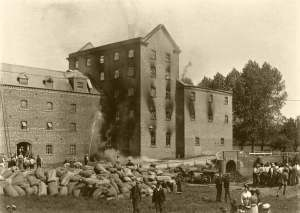 Caudwell's Mill, photograph