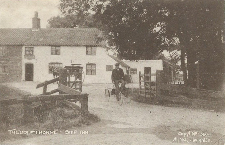 Theddlethorpe St Helen, The Ship Inn