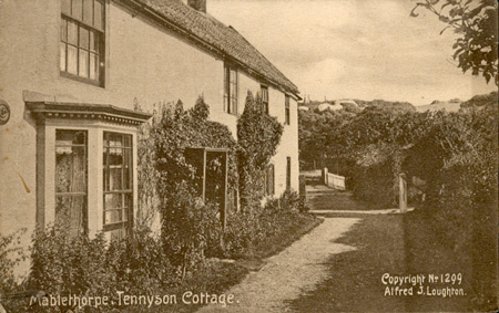 Tennyson Cottage, Mablethorpe, Lincolnshire