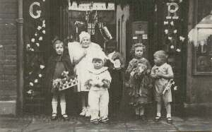 Fancy dress May 12th 1937