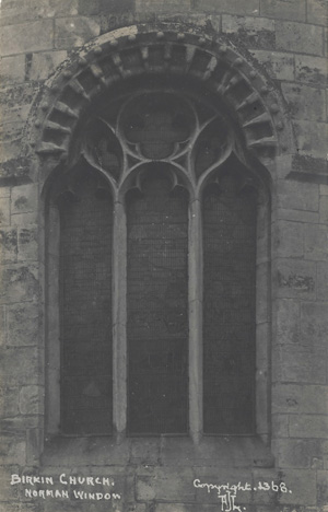 Belkin Church Norman Window