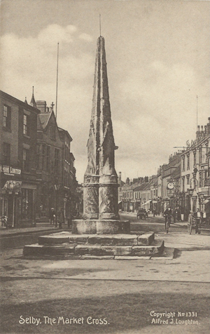 Selby The Market Cross