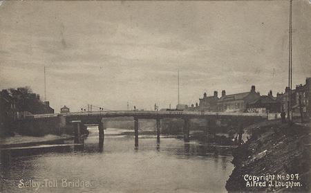 Selby Toll Bridge